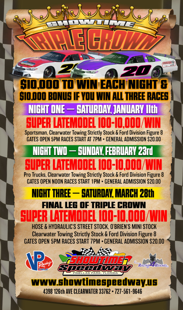 TRIPLE CROWN SERIES FLYER